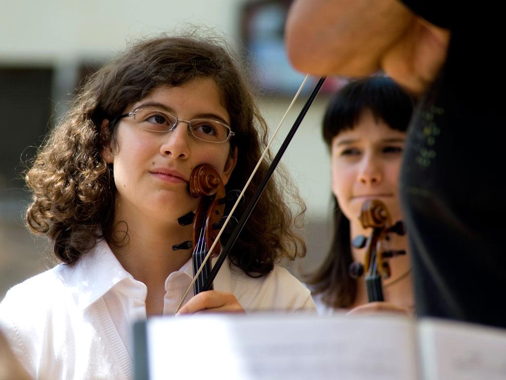 Bergolo, corso estivo 2009