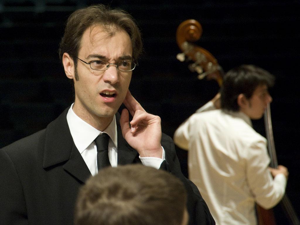 Maestro Dario Grandini