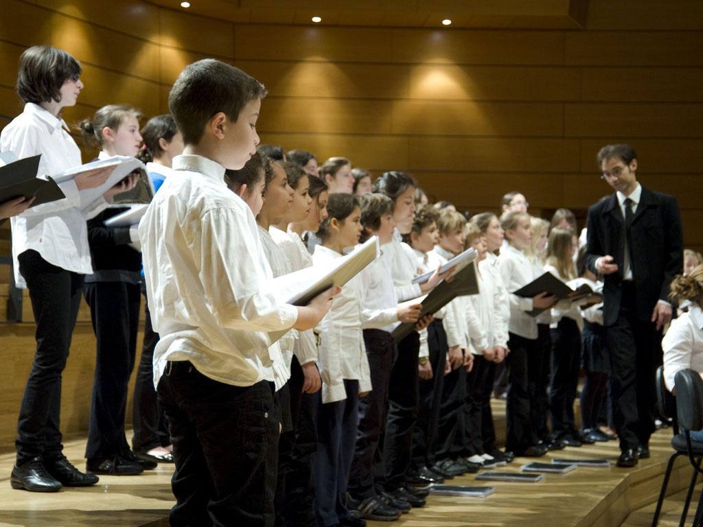 Teatro Dal Verme, concerto Disney, 2009