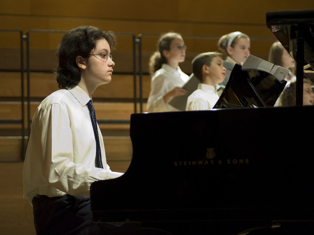 Coro Akses al Teatro Dal Verme, 2009